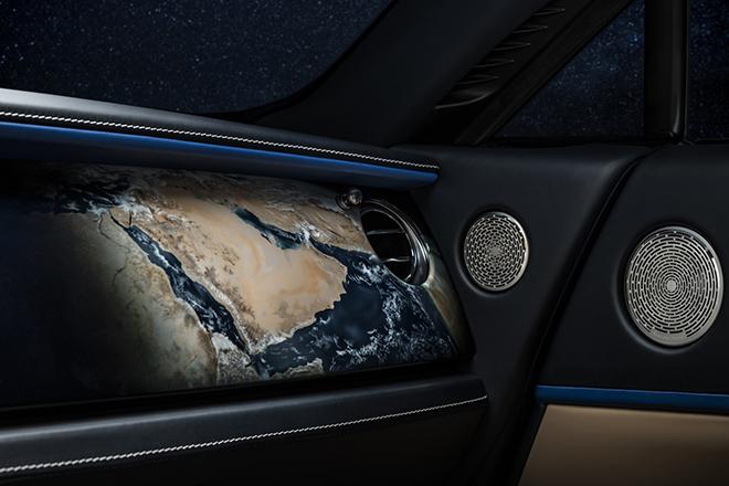 Rolls-Royce Wraith lấy cảm hứng từ Trái đất và Vũ trụ lần đầu được xuất hiện - 3