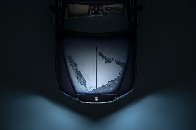 Rolls-Royce Wraith lấy cảm hứng từ Trái đất và Vũ trụ lần đầu được xuất hiện - 2