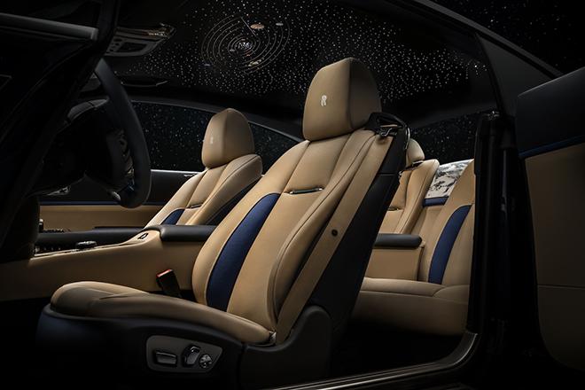 Rolls-Royce Wraith lấy cảm hứng từ Trái đất và Vũ trụ lần đầu được xuất hiện - 9