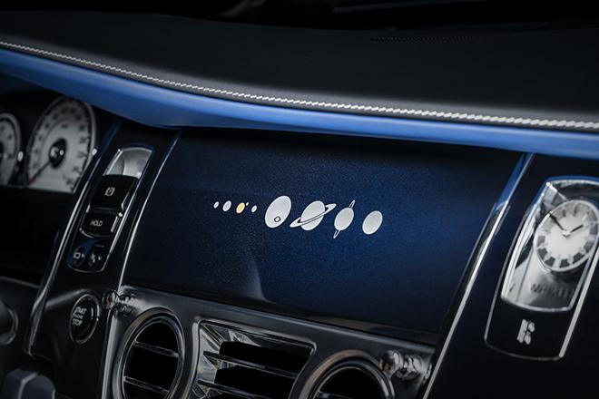 Rolls-Royce Wraith lấy cảm hứng từ Trái đất và Vũ trụ lần đầu được xuất hiện - 7