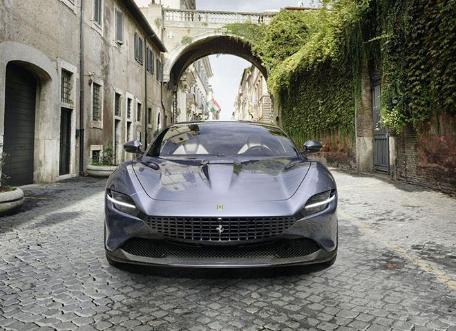 Siêu phẩm Ferrari Roma nhận giải thưởng xe đẹp nhất của năm 2020 - 2