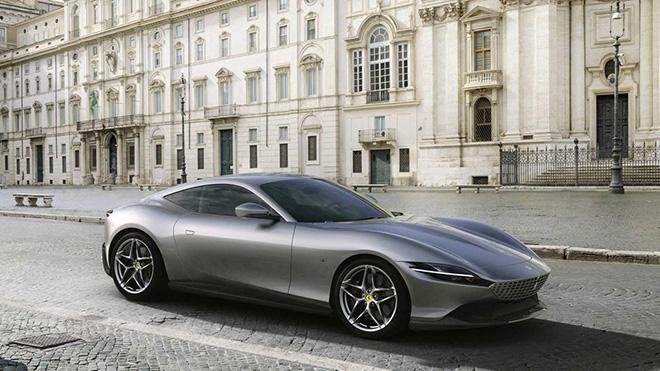 Siêu phẩm Ferrari Roma nhận giải thưởng xe đẹp nhất của năm 2020 - 3