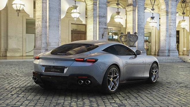 Siêu phẩm Ferrari Roma nhận giải thưởng xe đẹp nhất của năm 2020 - 6