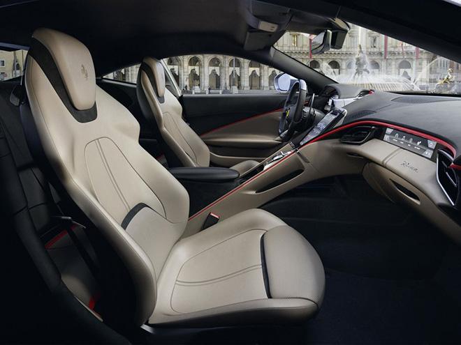 Siêu phẩm Ferrari Roma nhận giải thưởng xe đẹp nhất của năm 2020 - 8