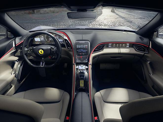 Siêu phẩm Ferrari Roma nhận giải thưởng xe đẹp nhất của năm 2020 - 9