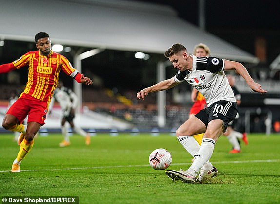 Video highlight trận Fulham – West Brom: Siêu phẩm để đời, chiến quả vỡ òa - 1