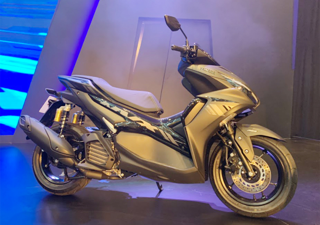 Yamaha NVX 155 VVA trình làng, giá 53 triệu đồng - 1