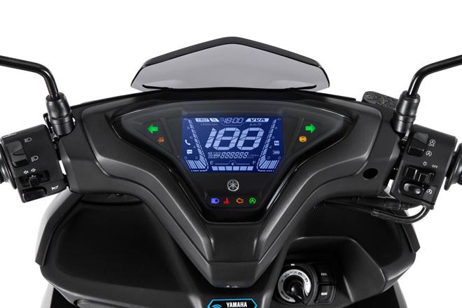 Yamaha NVX 155 VVA trình làng, giá 53 triệu đồng - 3