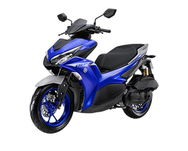 Yamaha NVX 155 VVA trình làng, giá 53 triệu đồng - 7