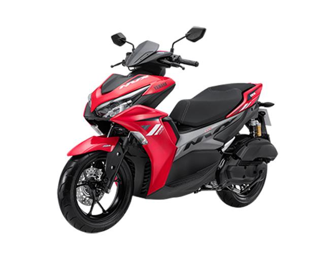 Yamaha NVX 155 VVA trình làng, giá 53 triệu đồng - 8