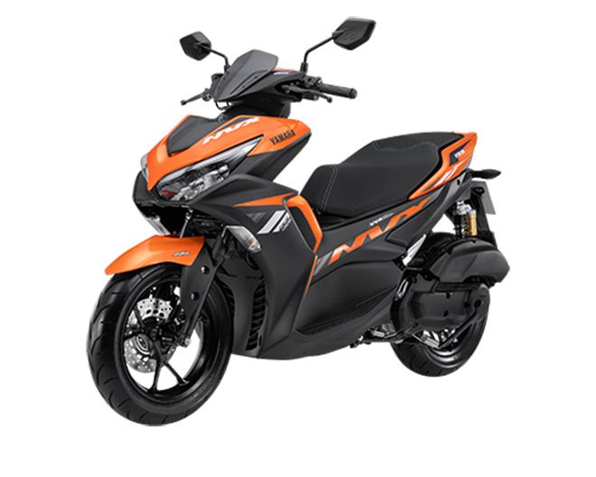 Yamaha NVX 155 VVA trình làng, giá 53 triệu đồng - 10