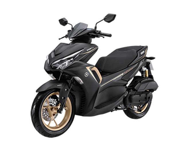 Yamaha NVX 155 VVA trình làng, giá 53 triệu đồng - 11