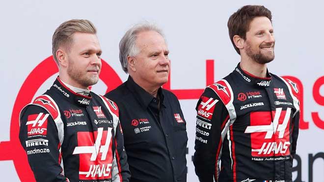 Đua xe F1, đội đua Haas: Làn gió mới từ ứng viên tiềm năng - 2