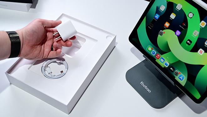 """Trên tay iPad Air 4 """"bằng xương bằng thịt"""" - 3"""