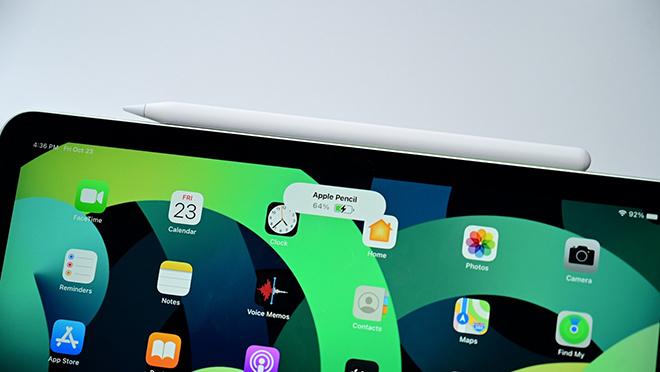 """Trên tay iPad Air 4 """"bằng xương bằng thịt"""" - 7"""