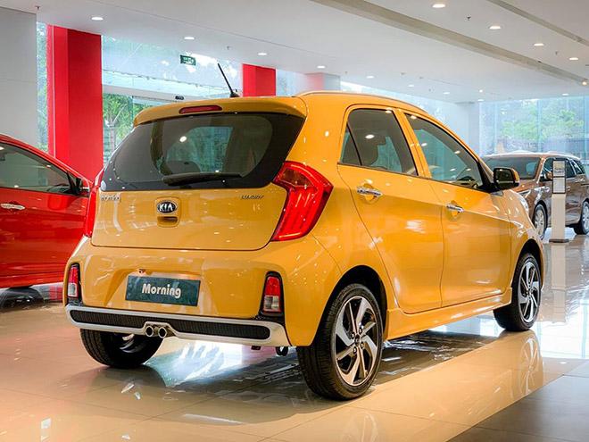 Giá xe Kia Morning lăn bánh tháng 11/2020, thấp nhất 299 triệu đồng - 6