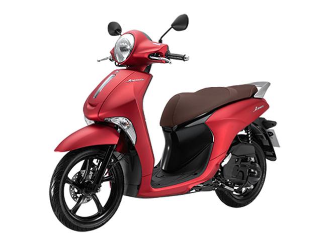 Yamaha Janus bổ sung màu mới: Giá bán từ 27.9 triệu đồng - 2