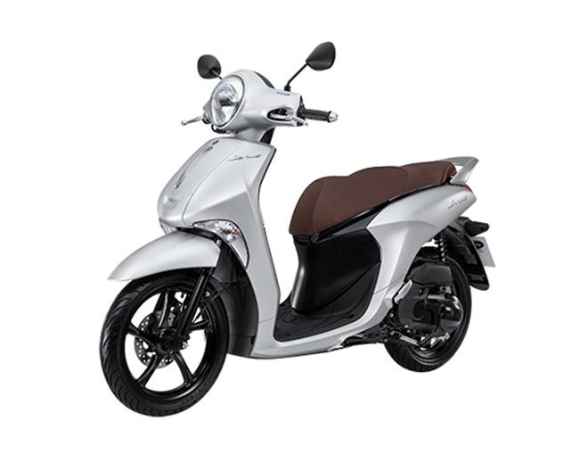 Yamaha Janus bổ sung màu mới: Giá bán từ 27.9 triệu đồng - 3