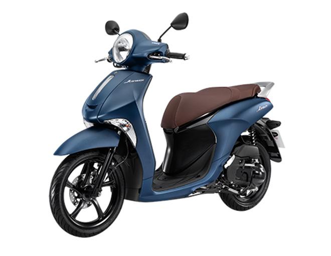 Yamaha Janus bổ sung màu mới: Giá bán từ 27.9 triệu đồng - 4