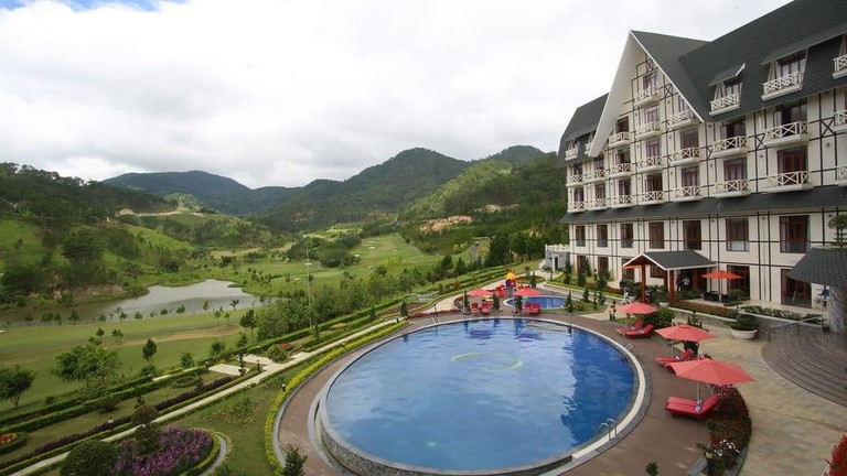 10 khách sạn đẹp nhất Đà Lạt do khách Tây lựa chọn - hình ảnh 2