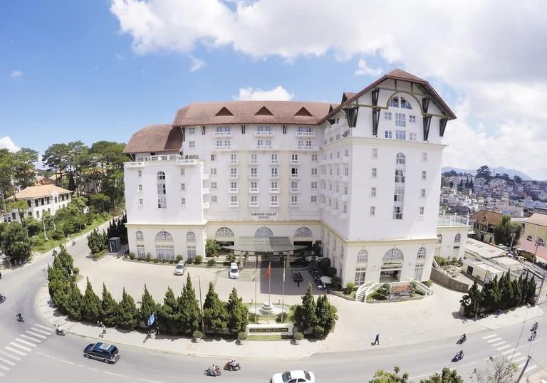 10 khách sạn đẹp nhất Đà Lạt do khách Tây lựa chọn - hình ảnh 9