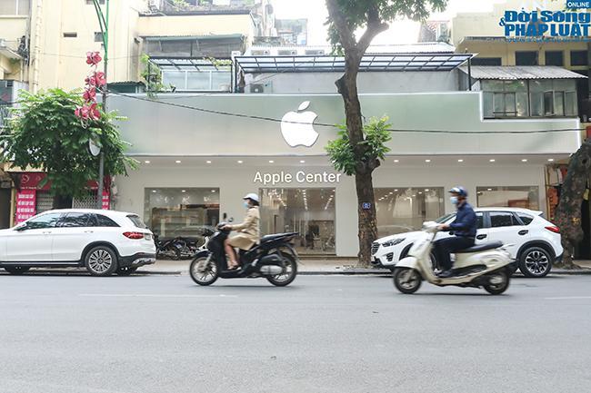 """Apple mở đại lý ủy quyền tại """"khu đất vàng"""" ở Hà Nội? - 1"""