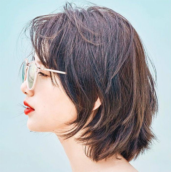 30 kiểu tóc ngắn nữ đẹp trẻ trung được yêu thích nhất hiện nay - hình ảnh 7