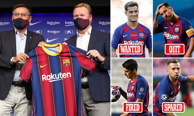 Barca sắp phá sản: Ấn định cuộc họp thế kỷ, cầu xin Messi giảm lương - 1