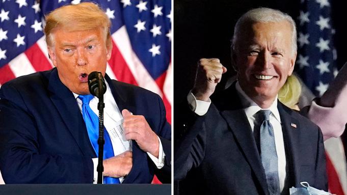 Kịch bản ông Trump tái đắc cử kịch tính nhất dù ông Biden giành 270 phiếu đại cử tri - 1