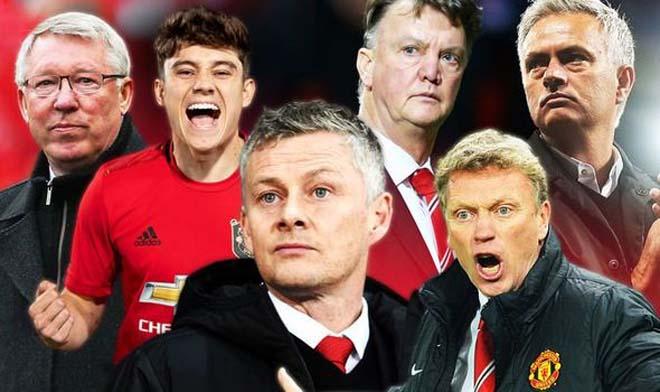 MU lụn bại, Tottenham thăng hoa: Solskjaer gây thất vọng, có tiếc Mourinho? - 1