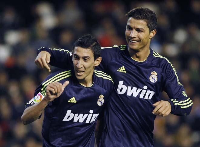 Người cũ Real hội ngộ ở Juventus: Ronaldo muốn Di Maria, xây dựng phe cánh - 1