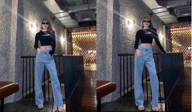 Miu Lê diện váy ngắn sexy, Amee biến hóa áo khoác thành chân váy cực cá tính - 8