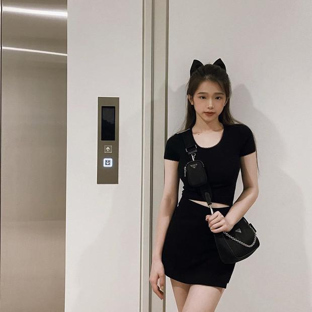 Miu Lê diện váy ngắn sexy, Amee biến hóa áo khoác thành chân váy cực cá tính - 3