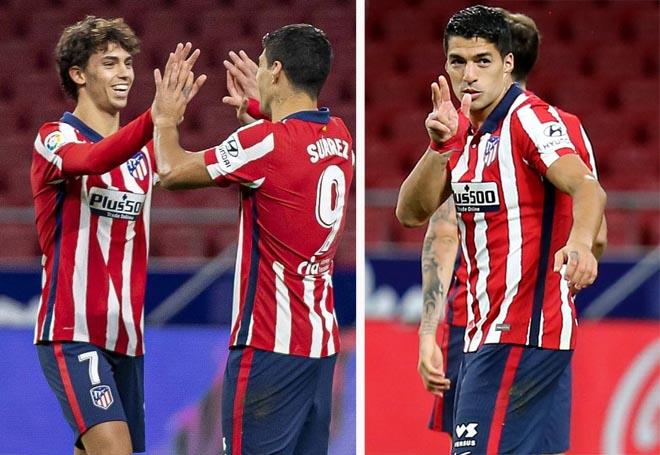Video highlight trận Atletico Madrid - Cadiz: Suarez - Felix rực rỡ, ngôi đầu chào đón - 1
