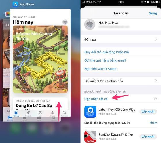 5 cách sửa lỗi không cài được ứng dụng trên iPhone - 1
