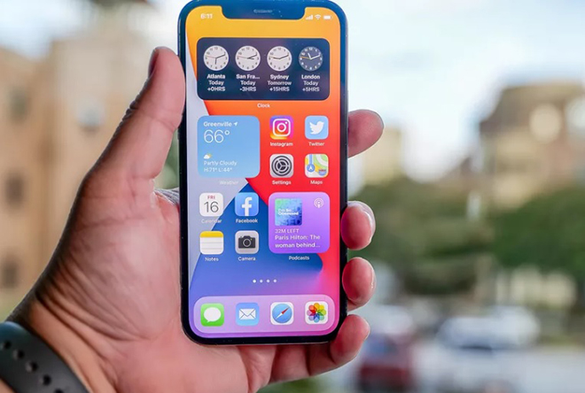 Chọn iPhone 12, iPhone 12 Pro hay iPhone 12 Pro Max? - 11