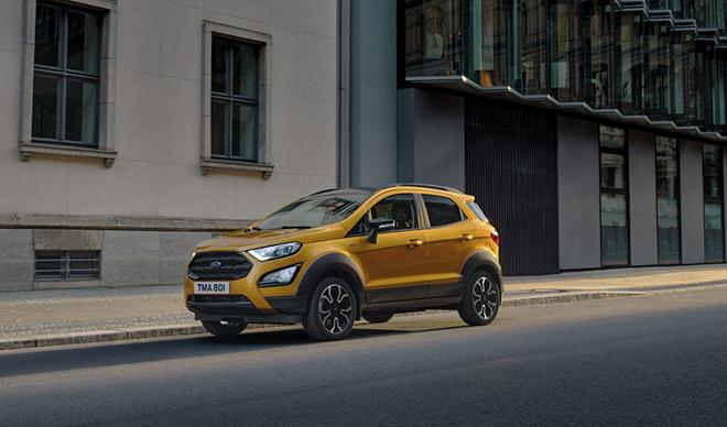 Ford EcoSport Active trình làng, giá từ 660 triệu đồng - 1