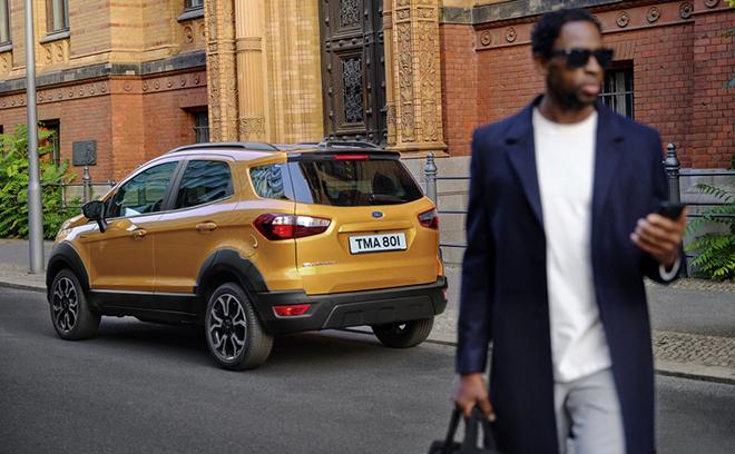 Ford EcoSport Active trình làng, giá từ 660 triệu đồng - 11