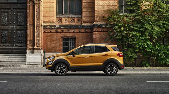 Ford EcoSport Active trình làng, giá từ 660 triệu đồng - 2