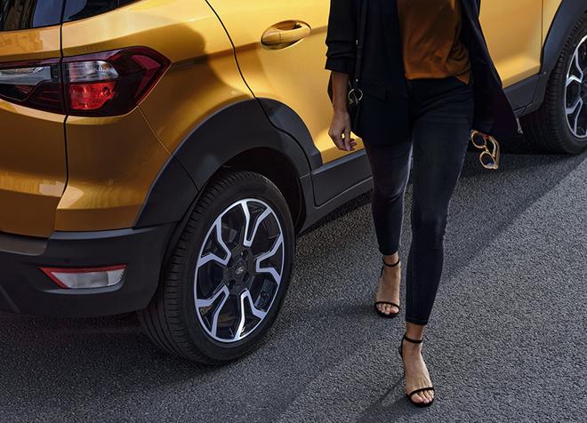 Ford EcoSport Active trình làng, giá từ 660 triệu đồng - 3