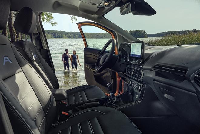 Ford EcoSport Active trình làng, giá từ 660 triệu đồng - 7
