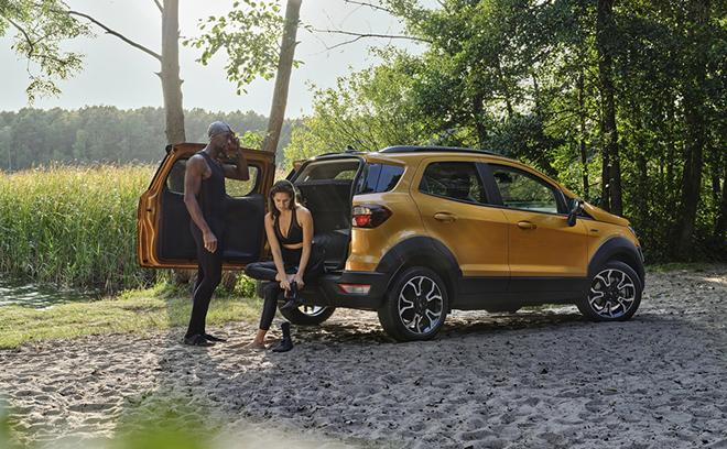 Ford EcoSport Active trình làng, giá từ 660 triệu đồng - 9