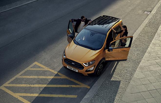 Ford EcoSport Active trình làng, giá từ 660 triệu đồng - 6