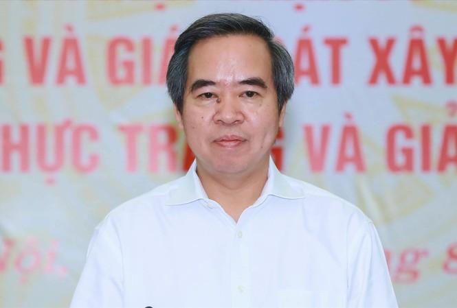 Vì sao Trưởng Ban Kinh tế Trung ương Nguyễn Văn Bình bị kỷ luật? - hình ảnh 1