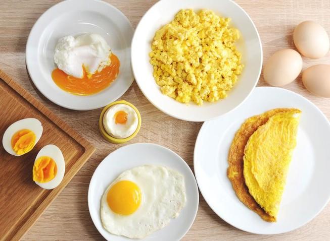 Ăn trứng liên tục trong 12 tuần, điều gì sẽ xảy ra cho cơ thể? - hình ảnh 1
