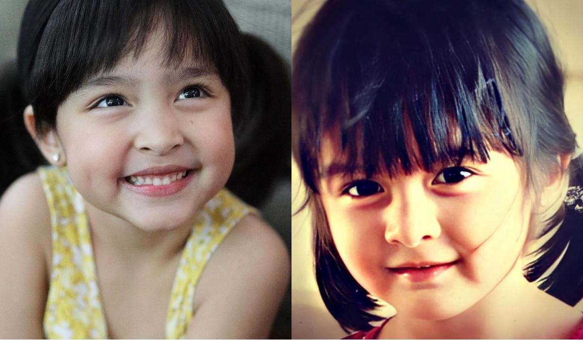 """""""Người phụ nữ đẹp nhất Philippines"""" từ nhỏ đã xinh xắn, con gái giống mẹ là tiểu mỹ nhân - hình ảnh 1"""