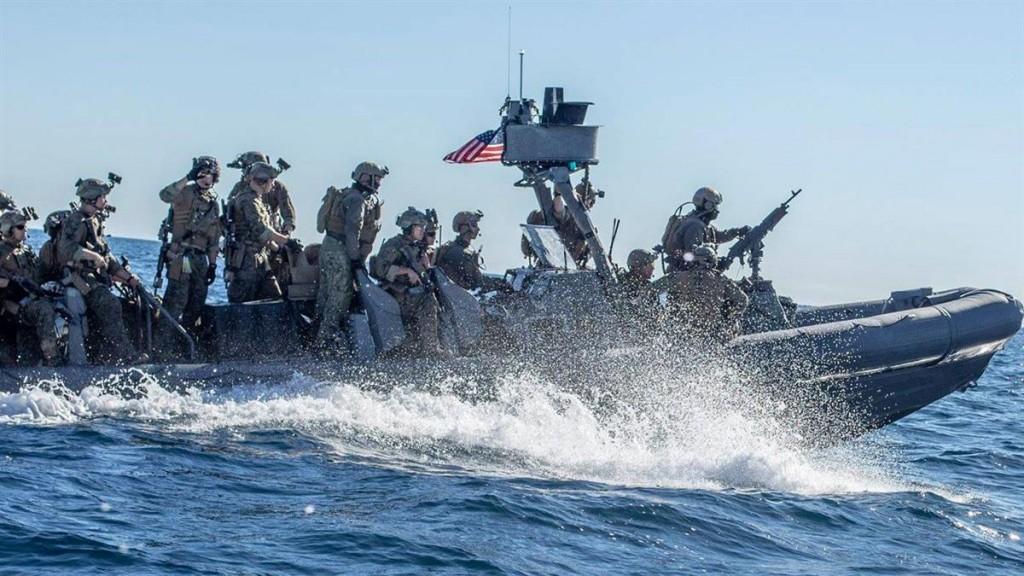 Thủy quân lục chiến Mỹ lần đầu công khai hiện diện ở Đài Loan kể từ năm 1979 - 2