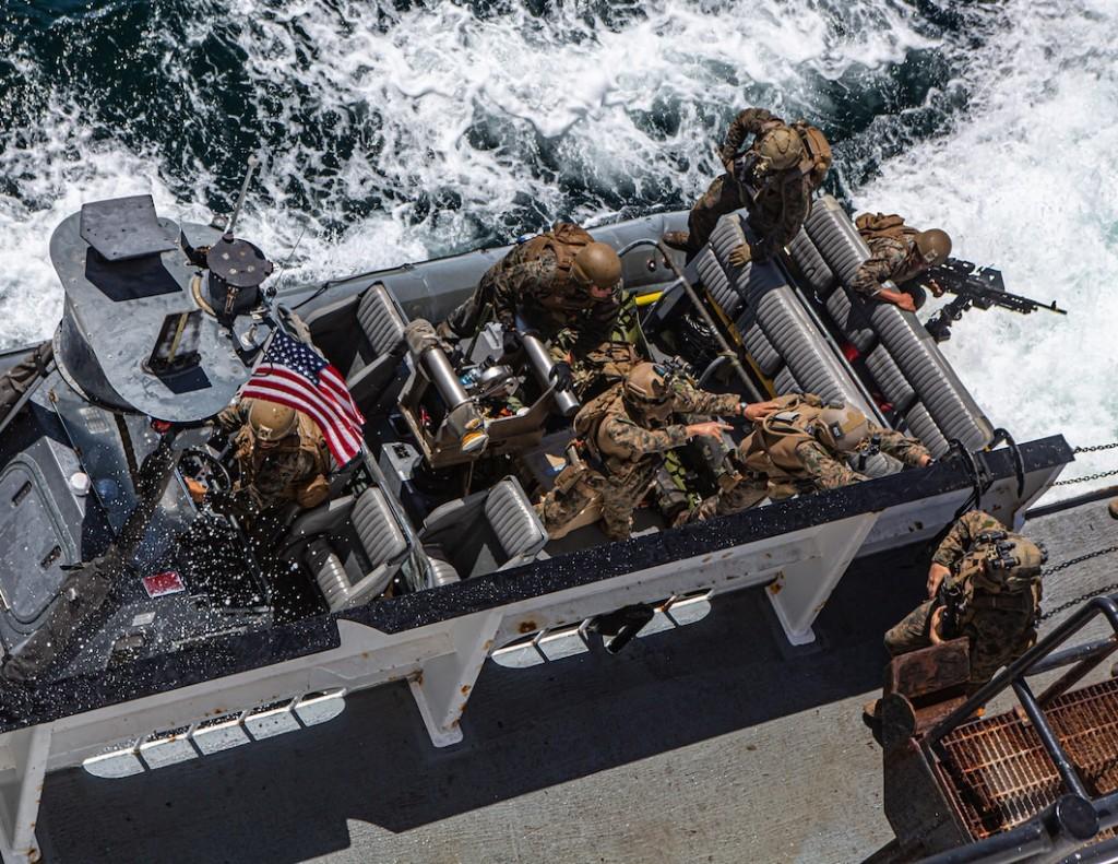 Thủy quân lục chiến Mỹ lần đầu công khai hiện diện ở Đài Loan kể từ năm 1979 - 3