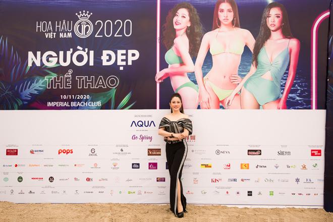 """Cố vấn sắc đẹp HHVN 2020 Đặng Thị Xuân Hương: """"Nhan sắc nhờ gìn giữ, sức khỏe nhờ luyện tập"""" - 5"""