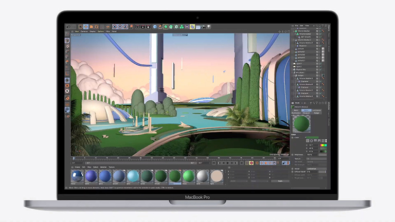 MacBook Pro 13 inch mới mạnh mẽ ra sao mà Apple vỗ ngực giương oai? - 3